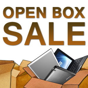 Opened Box Sale