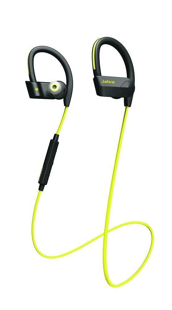 Jabra SPORT PACE Wireless Bluetooth Headset YELLOW