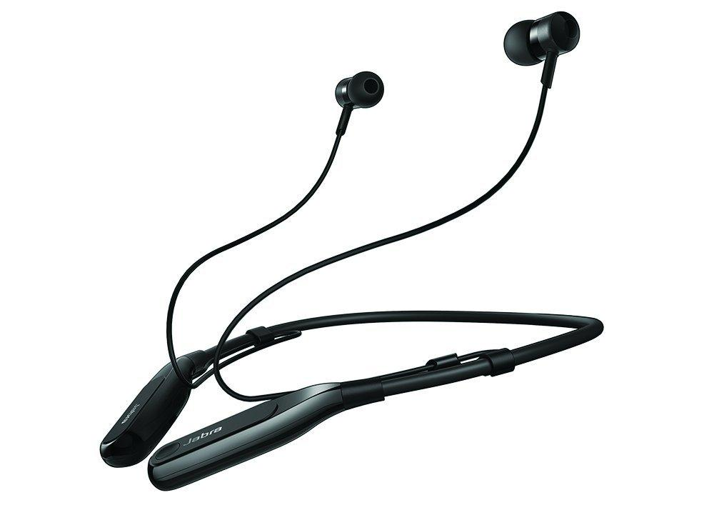 New Jabra Halo Fusion Wireless Bluetooth Headset Black