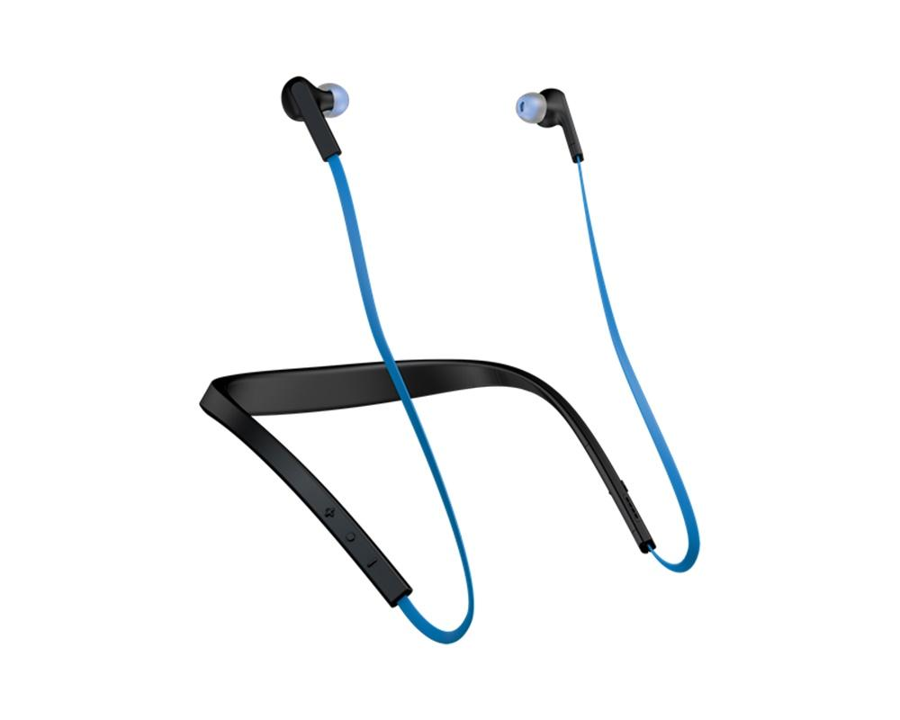 New Jabra Halo Smart Bluetooth Headset Blue