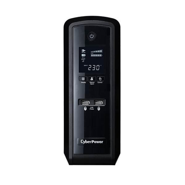 CyberPower PFC Sinewave 1300VA/780W LED Tower UPS
