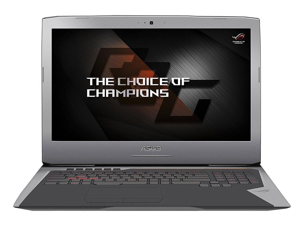 "Asus G752VS 17.3"" i7-7700HQ 256GB Gaming Laptop"