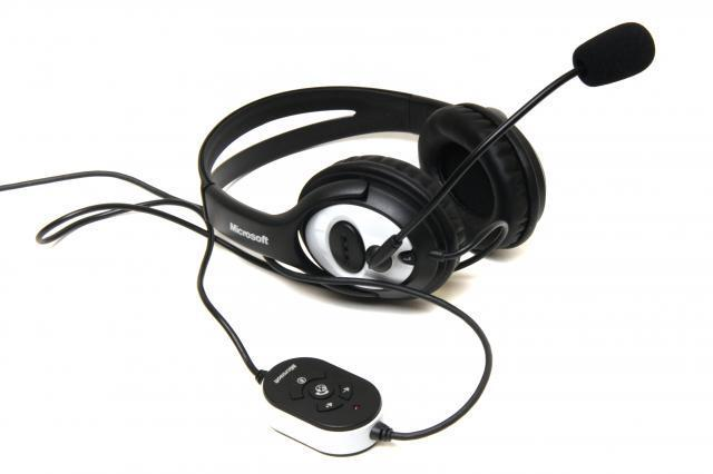 b3e2b23fa74 Microsoft LifeChat LX-3000 USB Headset JUG-00017   shopping express online