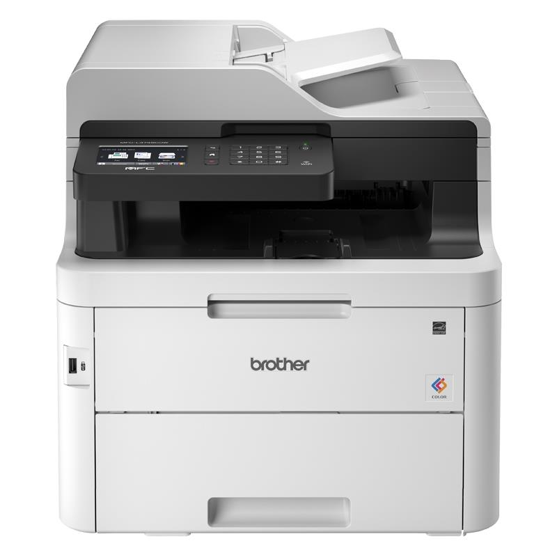 Brother MFC-L3745CDW A4 Wireless Colour Laser Multifunction Printer