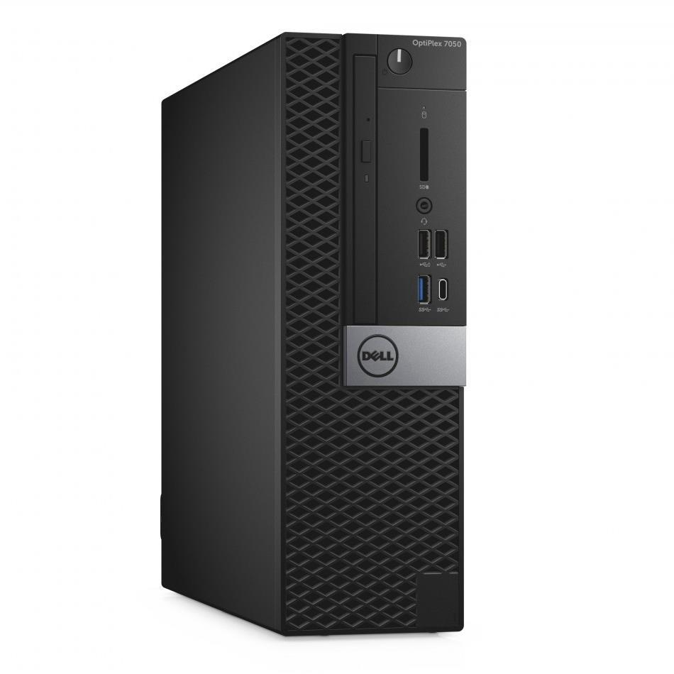 Dell Optiplex 7050 SFF i5-7500 8GB 256GB W10P 3Yrs