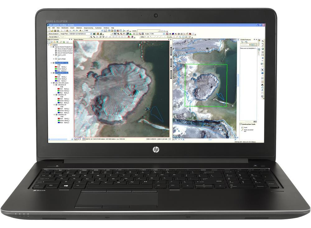 HP ZBook 15 G3 Mobile Workstation LTE 15 6'' i7-6820HQ 8GB 1TB W7/10P