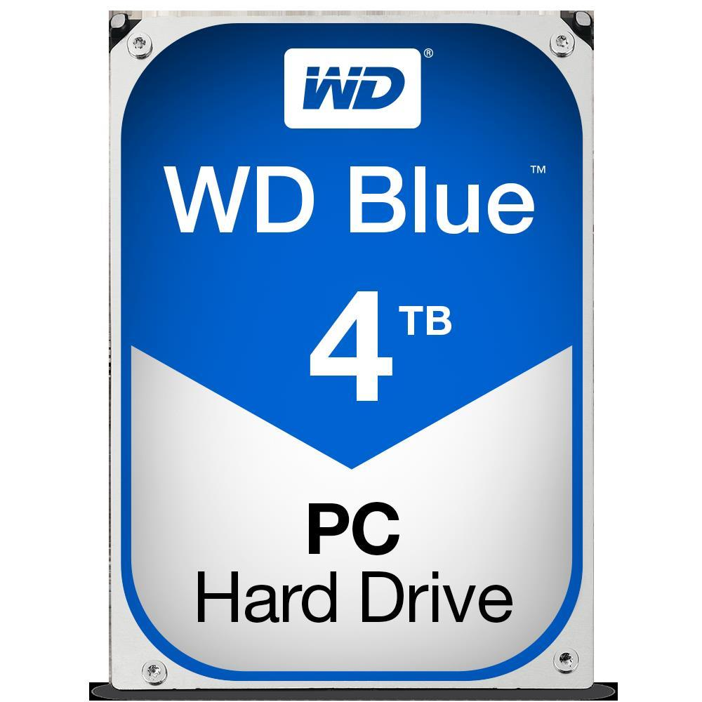 WD Blue 4TB Internal Hard Drive