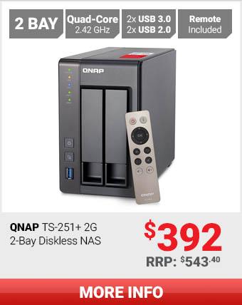 QNAP TS-251A models