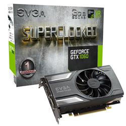 EVGA GeForce GTX 1060 3GB SC Gaming Graphics Card