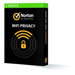 Norton WiFi Privacy VPN 1 User 1 Device 12 Months
