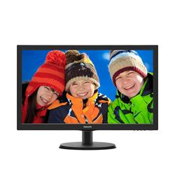 "Philips 223V5LHSB2 21.5"" Full HD LED Monitor"