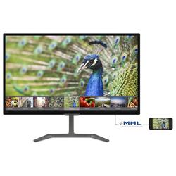 "Philips 246E7QDAB 23.6"" FHD IPS W-LED Monitor"