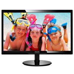 "Philips 246V5LHAB 24"" Full HD LED Monitor"