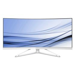 "Philips 349X7FJEW 34"" WQHD Ultrawide Curved FreeSync Monitor"