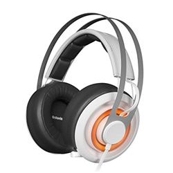 SteelSeries Siberia Elite Prism Headset Arctic White 51190