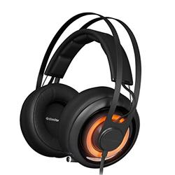 SteelSeries Siberia Elite Prism Headset Jet Black 51191
