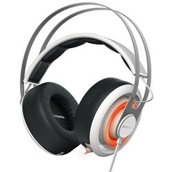 SteelSeries Siberia 650 Gaming Headset White