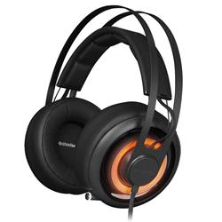SteelSeries Siberia 650 Gaming Headset Black