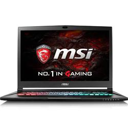 MSI GS73 Stealth Pro 17.3'' Laptop i7-6700HQ 16GB