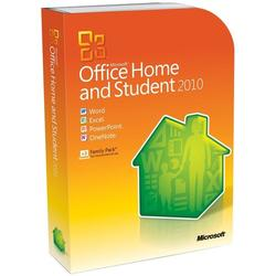 Microsoft Office Home and Student 2010 Retail 3 User 79G-01900