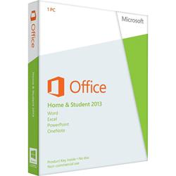 Microsoft Office Home & Student 2013 for 32-bit/x64 English DVD 79G-03767