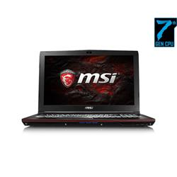 "MSI GP62 7RD LEOPARD 15.6"" Laptop i7 1050 16GB"