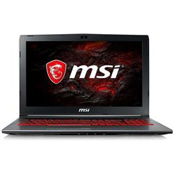 "MSI GV62 7RD 15.6"" i7 8GB GTX1050 Gaming Laptop"