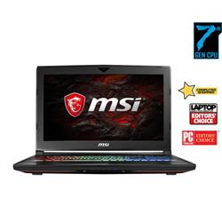 "MSI GT62VR Dominator 15.6"" i7-7700HQ 256GB Laptop"