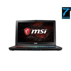 "MSI GP62 7RDX Leopard 15.6"" Laptop i7 16GB GTX1050"