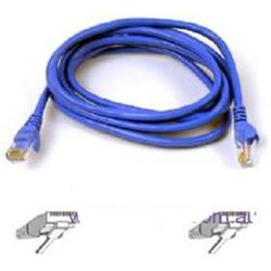 BELKIN Cat6 Patch Network Cable 2m Blue