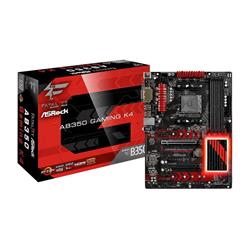 AsRock Fatal1ty AB350 Gaming K4 AM4 Motherboard