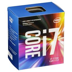 Intel Core i7-7700 3.6GHz LAG1151 CPU
