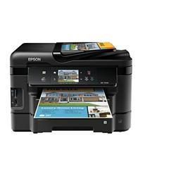 Epson WorkForce WF-3540 Inkjet Multifunction Printer WiFi Auto 2-Sided Print C11CC31401