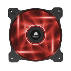 Corsair AF140 LED Red 140mm Quiet Edition Fan