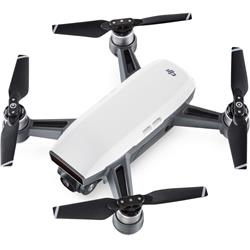 DJI Spark Mini Drone (Alpine White)