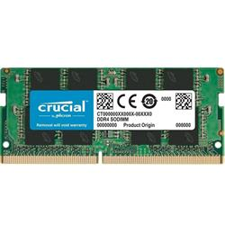 Crucial 8GB DDR4 2400 SODIMM Laptop Memory