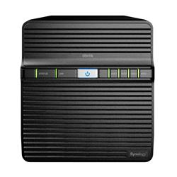 Synology DiskStation DS416j Budget 4-bay NAS