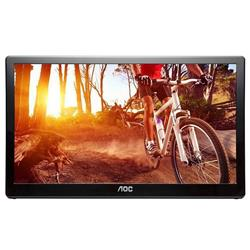 "AOC E1659FWU 15.6"" USB Portable Monitor"