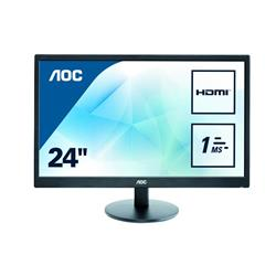 "AOC E2470SWH 23.6"" 1ms Full HD Gaming Monitor"