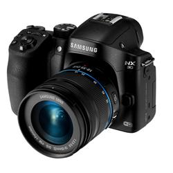 Samsung NX30 Smart Camera EV-NX30ZZBGBAU