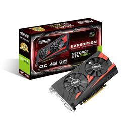 Asus Expedition GeForce GTX 1050 Ti OC 4GB Card