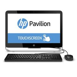 HP Pavilion 23-p012a 23 inch Touch AIO PC F7H15AA Intel i5-4570T 8GB Ram 1TB NV GeForce 810A 2GB Win8.1