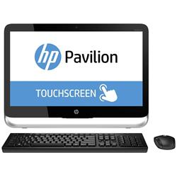 HP Pavilion 23-p014a 23 inch Touch AIO PC F7H17AA Intel i7-4770T 16GB Ram 2TB NV GeForce 810A 2GB DVDRW Win8.1