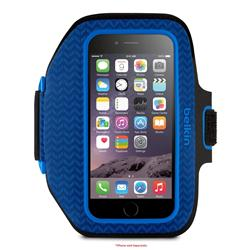 Belkin Sport-Fit Plus Armband Blue for iPhone 6 6s