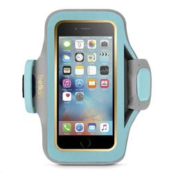 Belkin Slim-Fit Plus iPhone6 6s Armband Swim Blue
