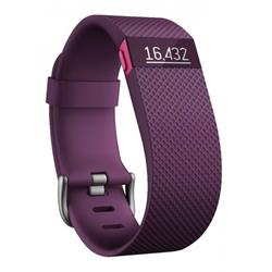 FitBit Charge HR Wristband Plum Large