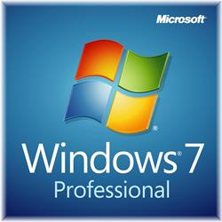 Microsoft Windows 7 Professional SP1 64Bit OEM DVD