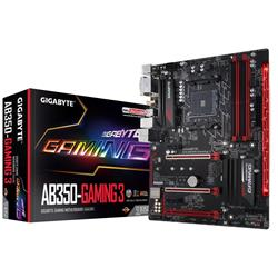 Gigabyte AB350 Gaming 3 AM4 ATX Motherboard