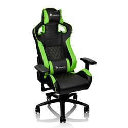 Tt eSPORTS GT Fit GTF100 Gaming Chair BLK & Green