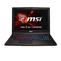 MSI GE62 Apache 15.6 inch Gaming Laptop
